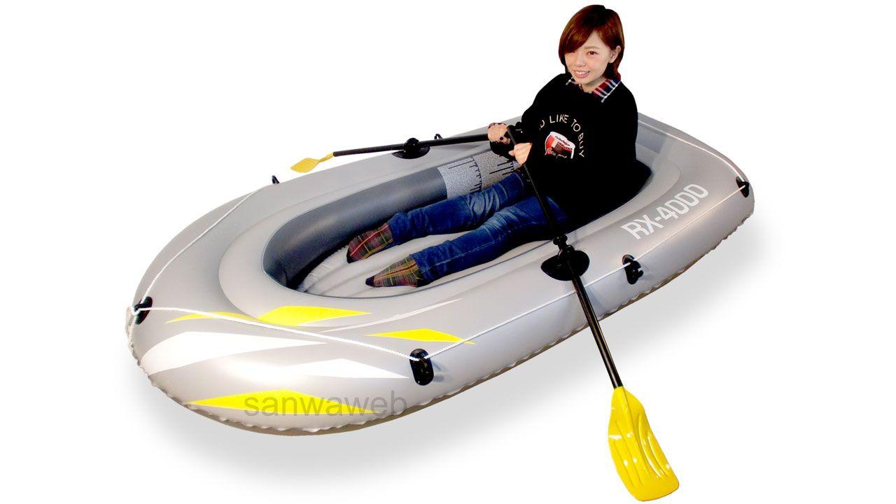 HYDRO-FORCE BOATS / RX-4000 Raft Set / Bestway 61107 サイズ