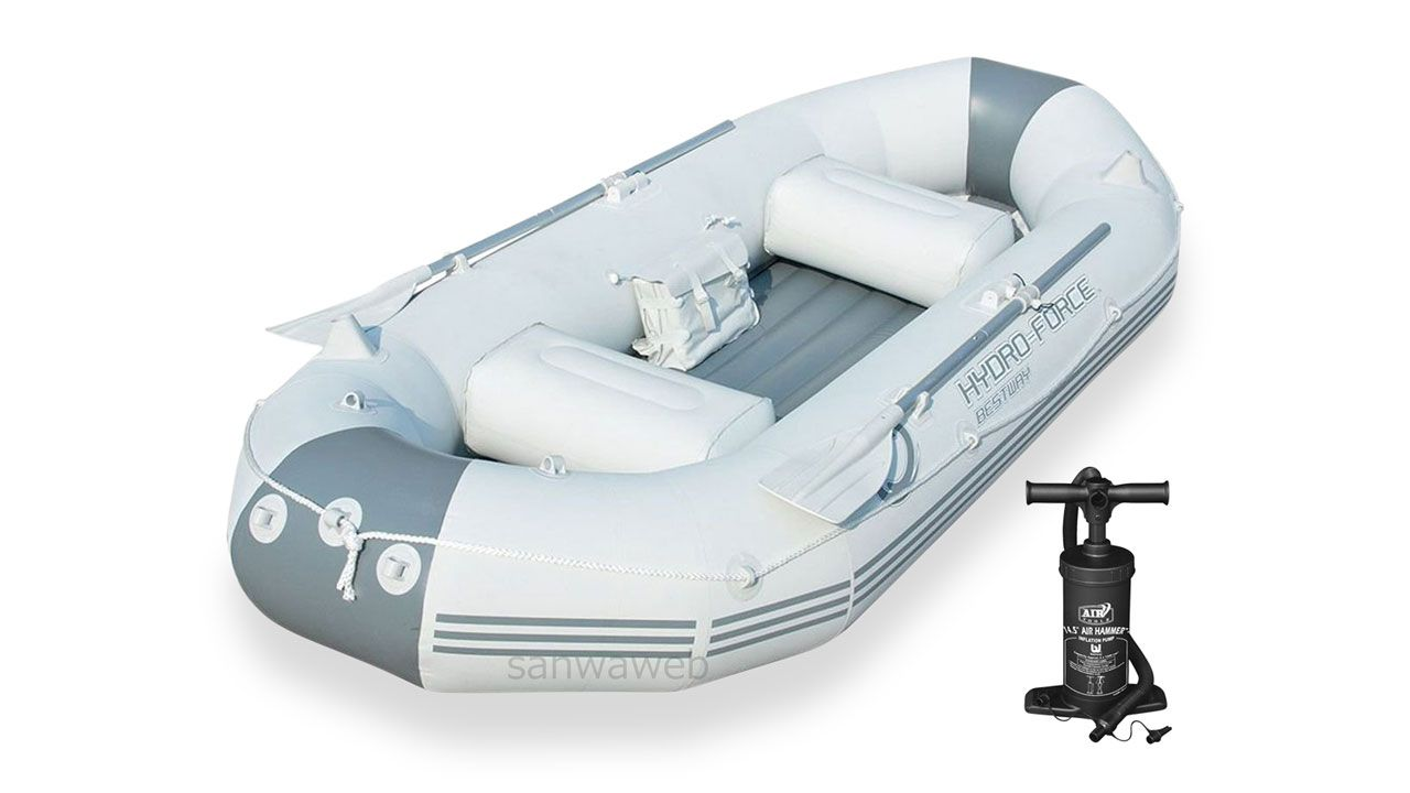 HYDRO-FORCE BOAT / MARINE PRO / Bestway 65044 ボート オール ポンプ
