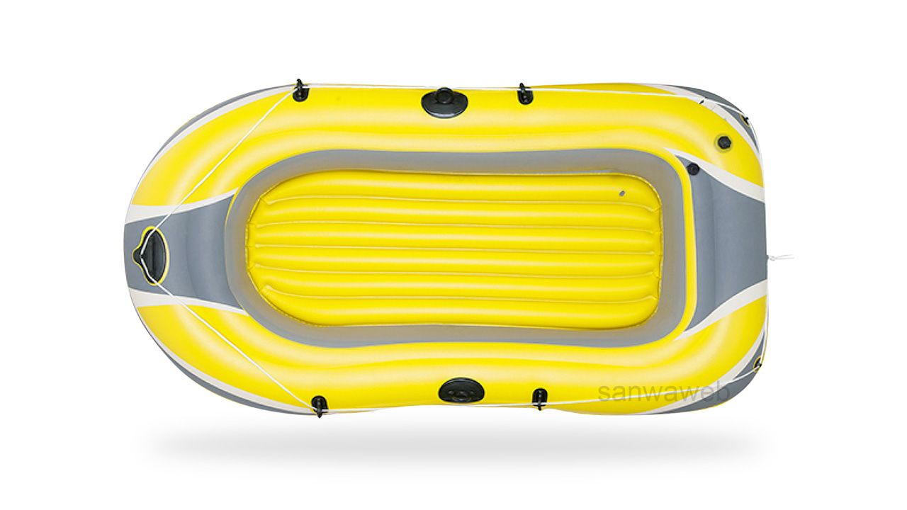 HYDRO-FORCE Raft Set / Bestway 61083 全体