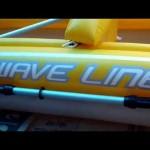 WAVE LINE / KAYAK SET のカスタマイズ